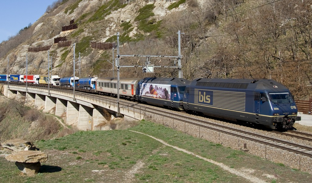More HGVs expected on Brenner motorway due to temporary closure of ROLA train services