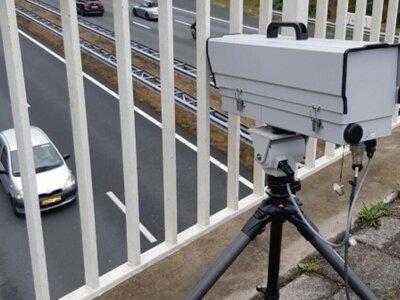 Нидерландская полиция получила в пользование камеру, определяющую держание телефона в руке