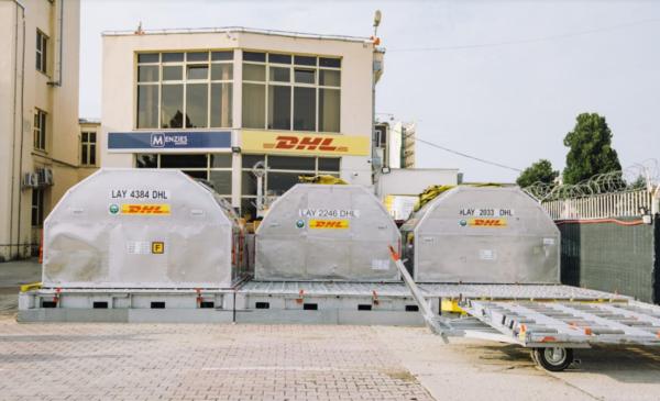 DHL continuă investițiile în România, triplându-și capacitatea de transport