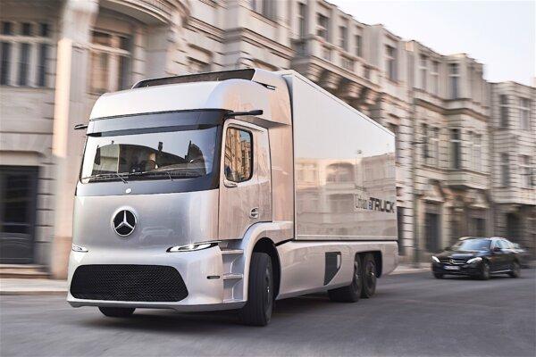 IRU a adoptat o nouă poziție privind restricțiile aplicabile vehiculelor comerciale în zonele urbane