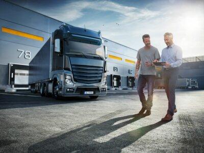 Skaitmeninė revoliucija prieinama taip pat mažiems vežėjams. DKV LIVE skaitmeninis asistentas logistikos reikmėms
