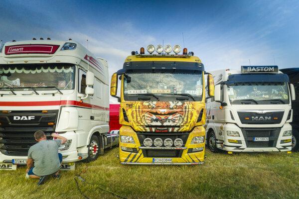 Kolejny Master Truck za nami. Zobacz galerię pokazującą tegoroczną edycję z bliska