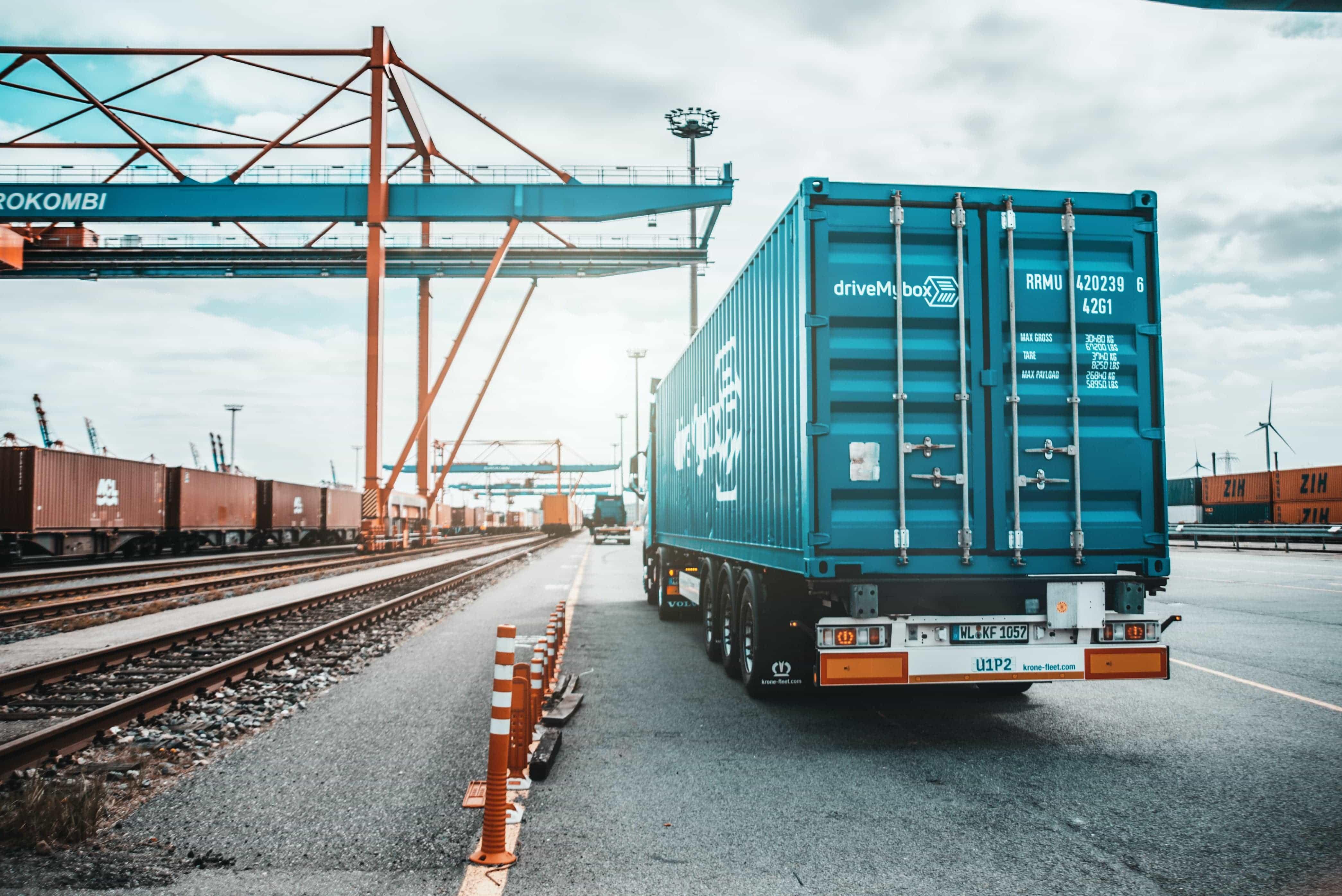 Die digitale Trucking-Plattform erweitert das Angebot um die norddeutschen Seehäfen und über die Landesgrenze hinaus