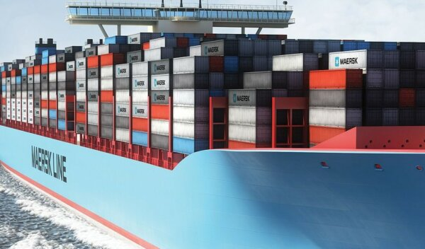 Maersk releases more info on its 1st 'carbon-neutral' vessel