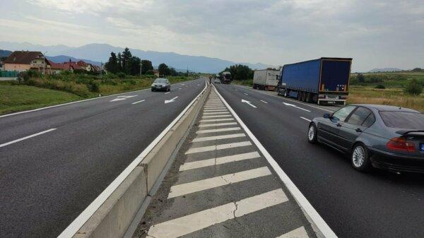 Hőségriadó! Romániában kamionstop van 7,5 t fölött