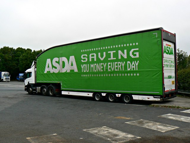 Asda to raise suppliers' transport rates by extra 5%