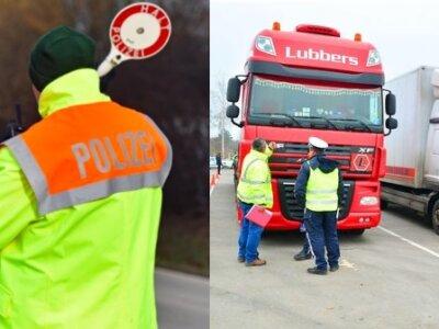 Europejscy policjanci zaczynają wielką akcję kontroli ciężarówek. Sprawdź, na co będą zwracać uwagę
