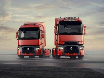 """""""Renault Trucks"""" pademonstravo naujus T, C ir K gamos vilkikus. """"Jie pirmiausia turi suteikti komfortą"""""""