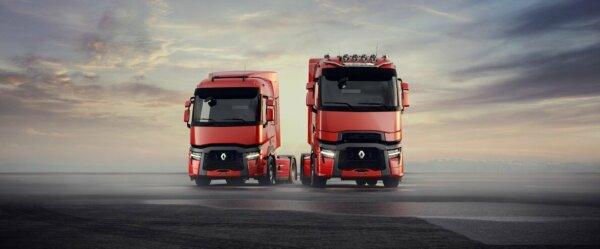 """""""Renault Trucks"""" pademonstravo naujus T, C ir K gamos vilkikus. """"Jie pirmiausia  turi suteikti komfo"""