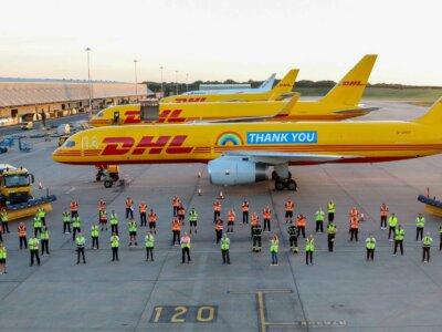 Vorläufige Ergebnisse: Deutsche Post DHL Group erhöht Prognose nach Rekord-Quartalsergebnis und beschließt erneut Corona-Sonderbonus für Beschäftige