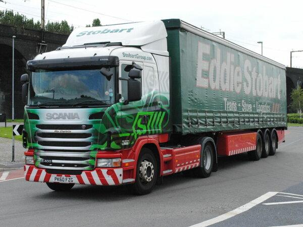 Culina Group acquires Eddie Stobart to create £2.2 Billion FMCG Logistics business