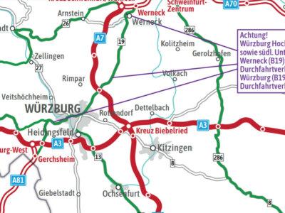 Germania | Restricții de trafic pentru camioane pe perioada de vară. În premieră este disponibilă o