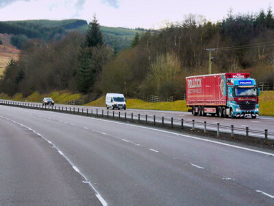 Report: UK ministers in 'secret' talks over lorry driver visas