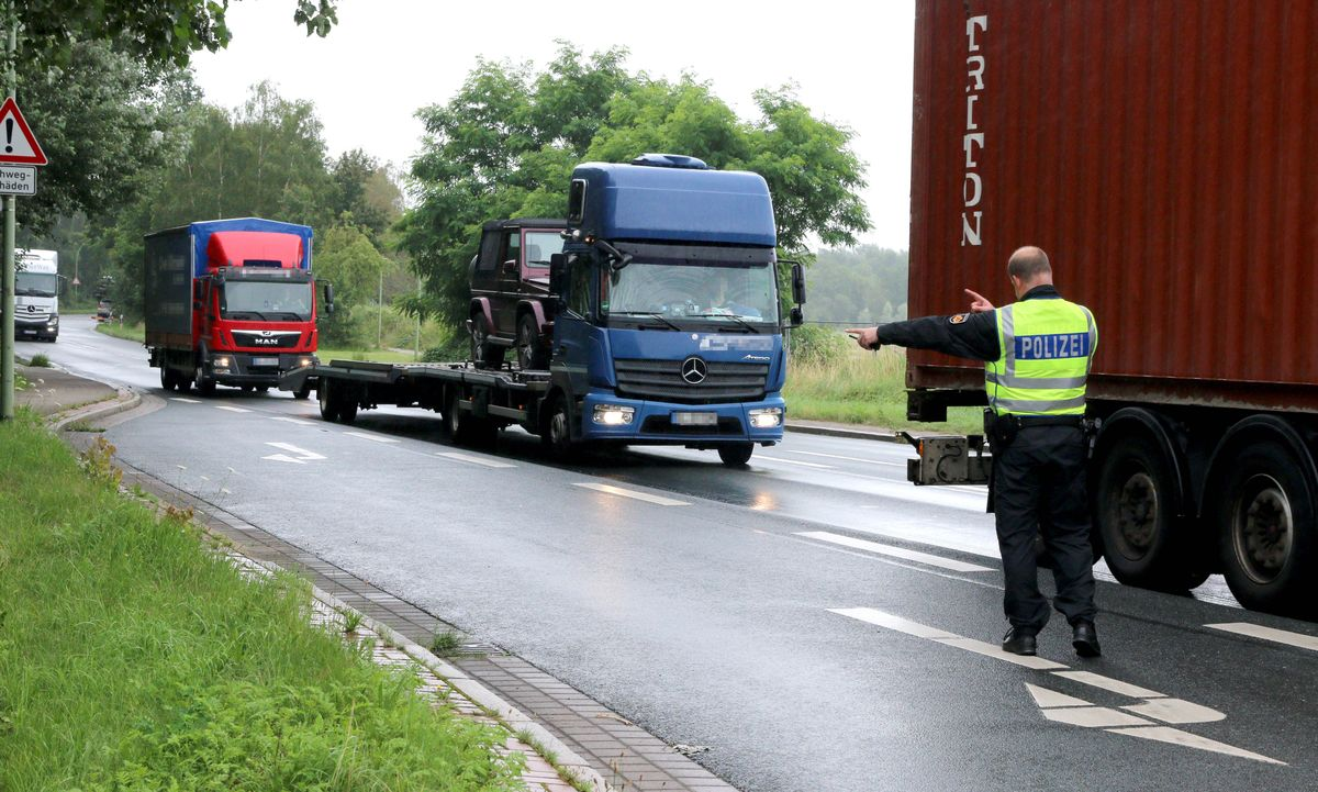 Dwie na trzy ciężarówki z usterkami. A to jeszcze nie koniec wielkiej akcji kontroli…