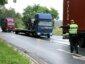 Háromból kettő teherautó rossz. Dolgoztak a rendőrök Európában a múlt héten