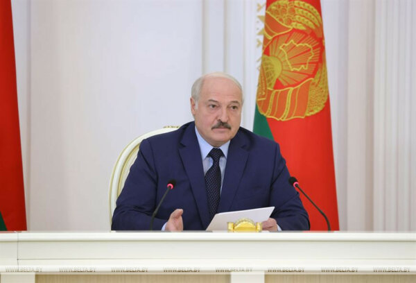 Lukașenko interzice tranzitul bunurilor din Germania spre Rusia și China