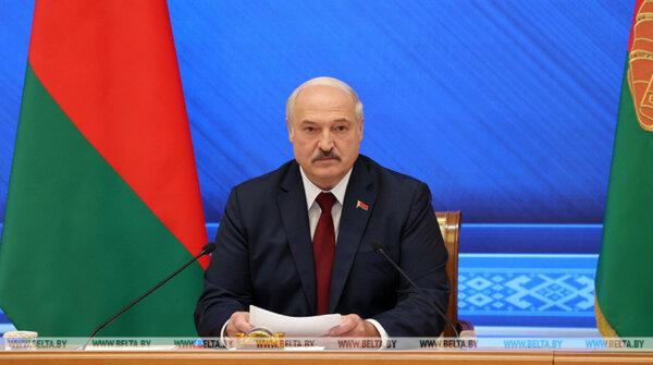 A. Lukašenka: Baltarusija pasiruošusi nukreipti kalio trąšų eksportą per Rusiją