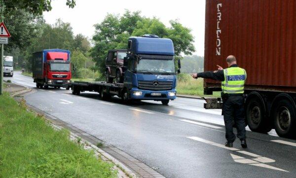 Du iš trijų sunkvežimių su defektais. Ir tai dar nėra didelės kontrolės kampanijos pabaiga…