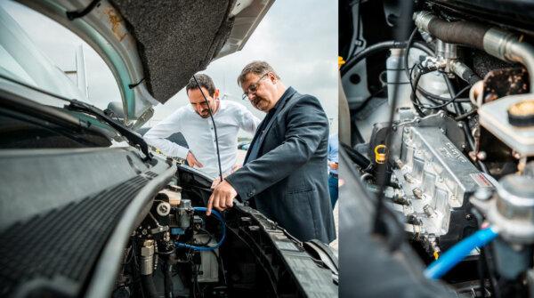 Stebėtina alternatyva vidaus degimo varikliams – transporto priemonės… varomos oru