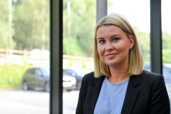 Pall-Ex appoints Karolina Thompson as new Director of International Development