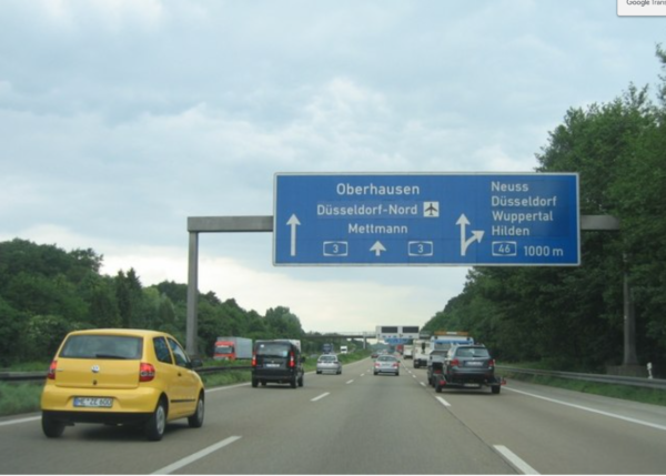 Niemiecka autostrada w pobliżu Düsseldorfu będzie całkowicie nieprzejezdna przez trzy weekendy