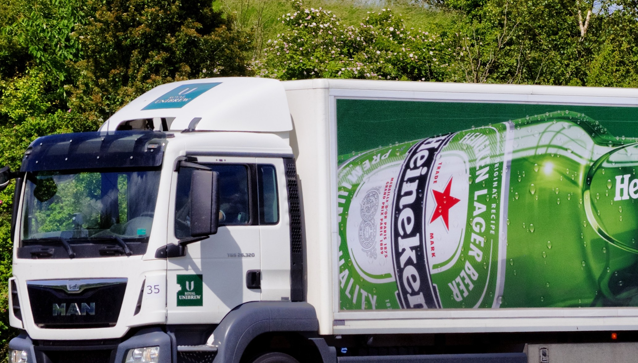 Driver shortage: Kent pub running dry as Heineken UK faces 3PL delivery issues