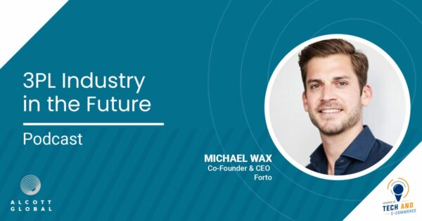 Alcott Global Leaders In Tech & Ecommerce podcast: Michael Wax, CEO of Forto