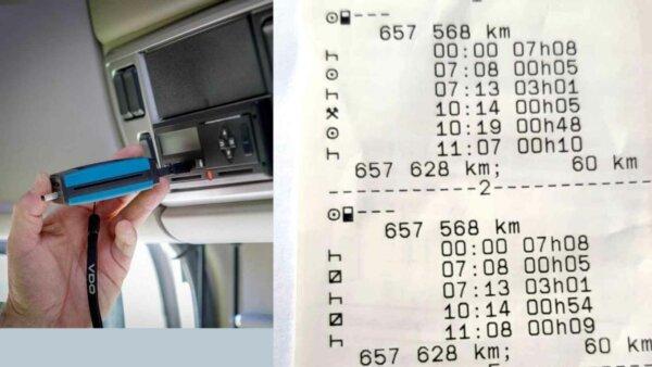 O nouă obligație pentru transportatori în Țările de Jos: datele tahografelor vor trebui transmise on