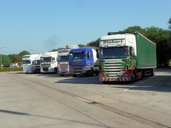 RHA chief admits HGV drivers have been underpaid for a long time