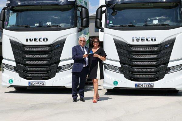 Duże zamówienie ciągników na gaz. Polska firma powiększy tabor o 150 pojazdów