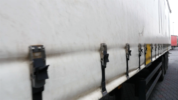 Krovinių vagysčių negandos Vokietijoje. Taip blogai dar nebuvo