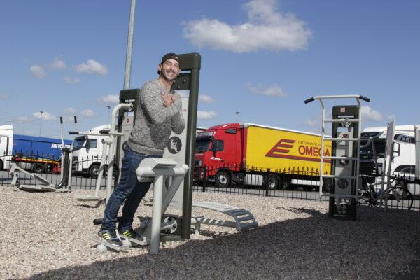 Das Netz der Truckers GYM Fitnessstudios wird erweitert