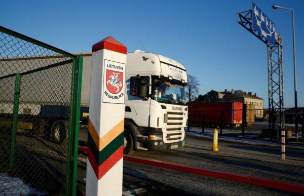 eFTI reglamentas spartina Lietuvos transporto skaitmenizavimą. Jo įgyvendinimas padės vežėjams sutau