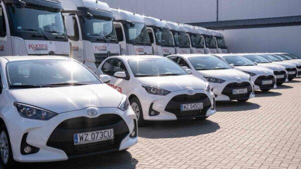 Inițiativă originală a unei companii de transport: fiecare șofer de camion va primi un autoturism