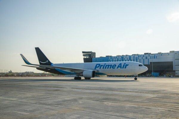 Amazon otworzył potężny hub lotniczy. Pomoże skrócić czas dostaw do zaledwie jednego dnia