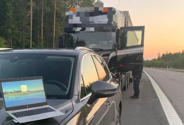 Svédország: soha nem ér véget a csalás a fuvarozásban