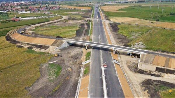 Infrastructură — Ne apropiem de inaugurarea a încă unui mic segment din A3