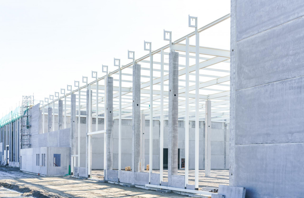 Logistikimmobilien – Neubauvolumen weiterhin auf hohem Niveau