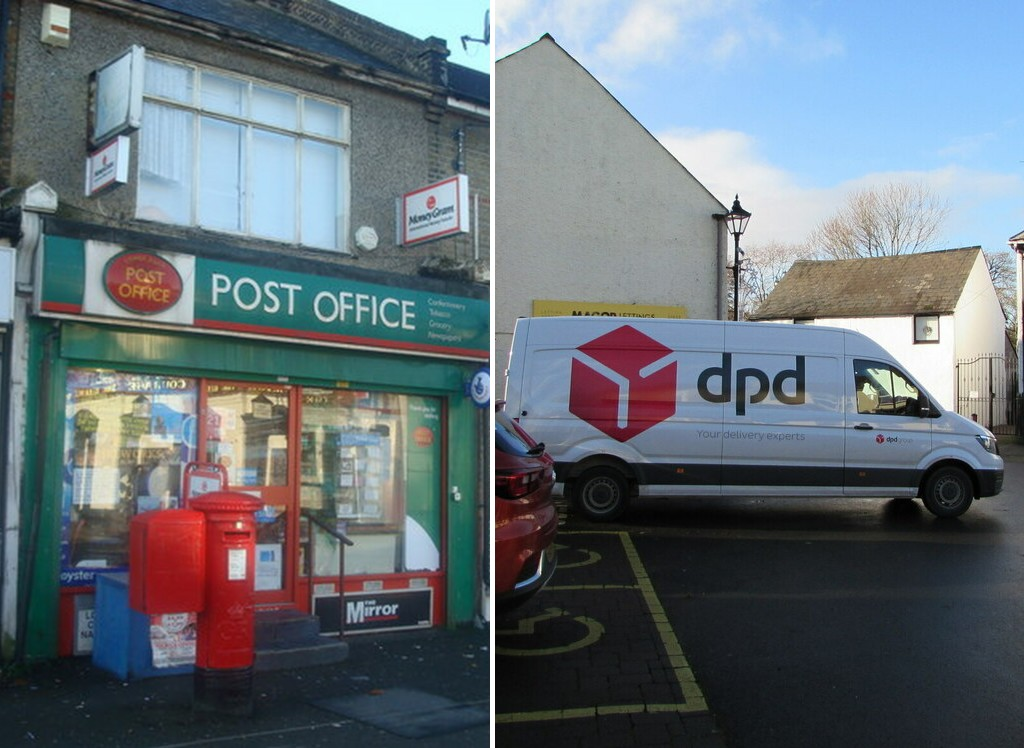 DPD and Post Office announce partnership to boost 'Click and Collect' services