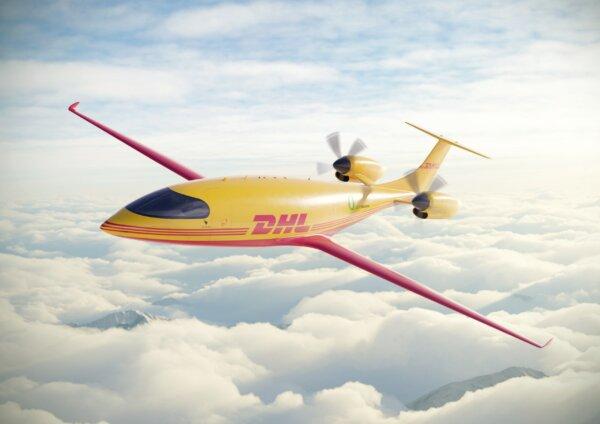 DHL Express startet in emissionsfreie Zukunft der Luftfahrt: Kauf der ersten vollständig elektrische