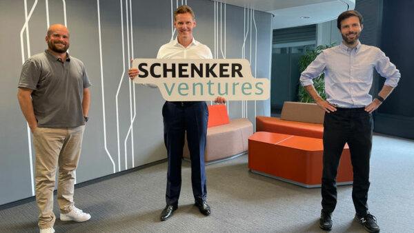 DB Schenker gründet eine neue Einheit, um Logistik Start-ups zu fördern