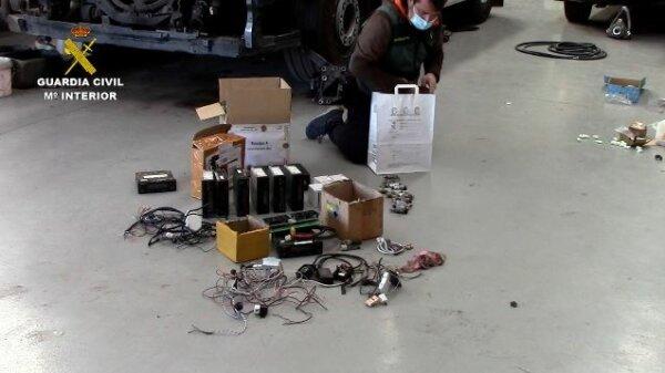 Służby w tym kraju nie mają litości. 26 aresztowanych za używanie zmanipulowanych tachografów