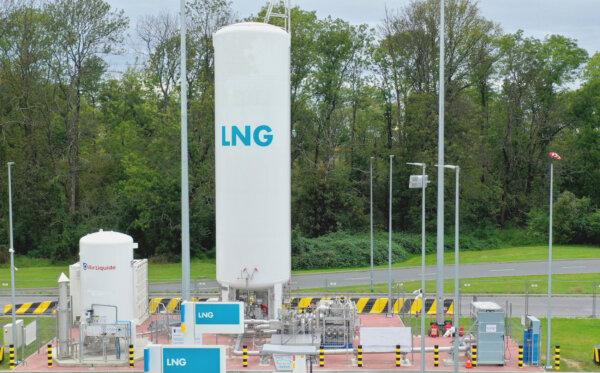Nie tylko paliwa płynne drożeją. Gaz LNG jest już droższy od diesla