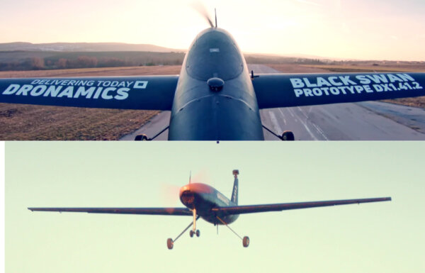 Грузовые дроны начнут регулярные полеты над Европой в 2022 году. Hellmann уже работает над этим