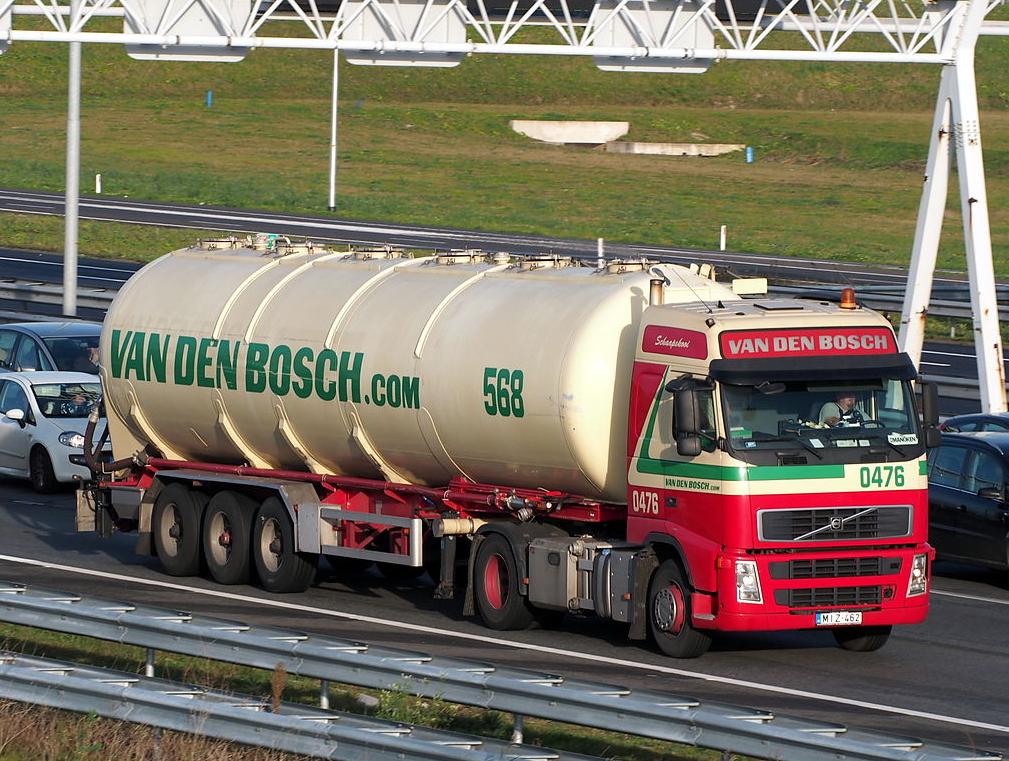 Węgierscy truckerzy walczyli o holenderskie pensje. Sąd ostatecznie przyznał im rację