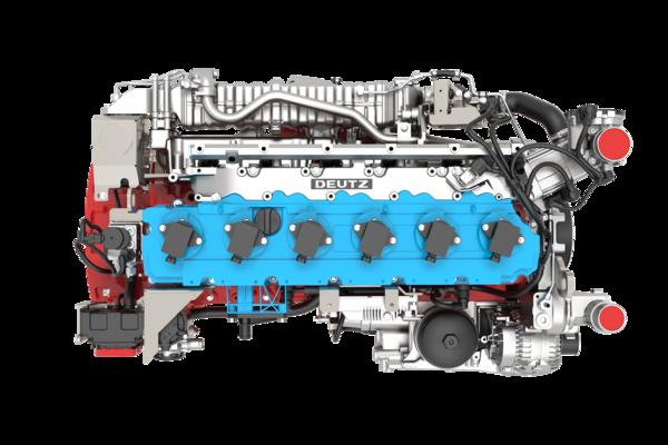 DEUTZ bringt seinen ersten Wasserstoffmotor auf den Markt