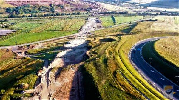 Infrastructură I Mobilizarea excelentă continuă pe Autostrada Transilvania. Progresul e vizibil