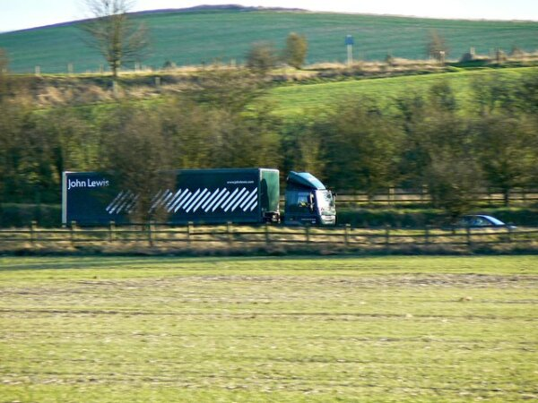 John Lewis and Waitrose increase lorry driver salaries by £5,000