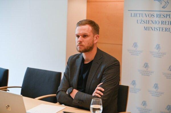 G. Landsbergis: baltarusiškų trąšų eksportas per Lietuvą galėtų būti nutrauktas