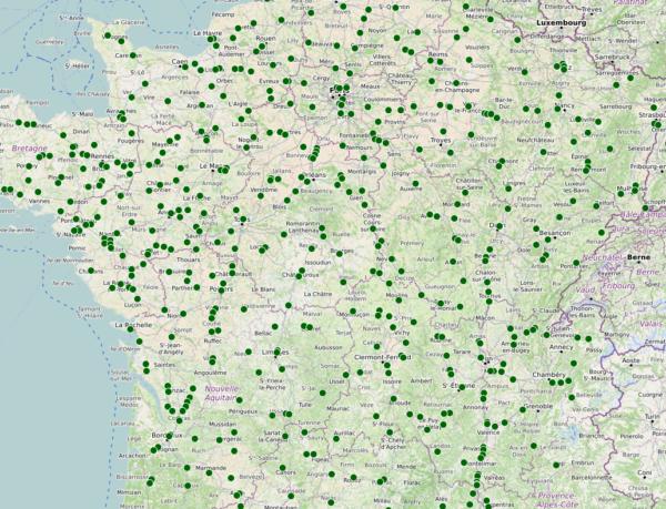 Sprawdź, z których restauracji mogą korzystać we Francji zawodowi kierowcy